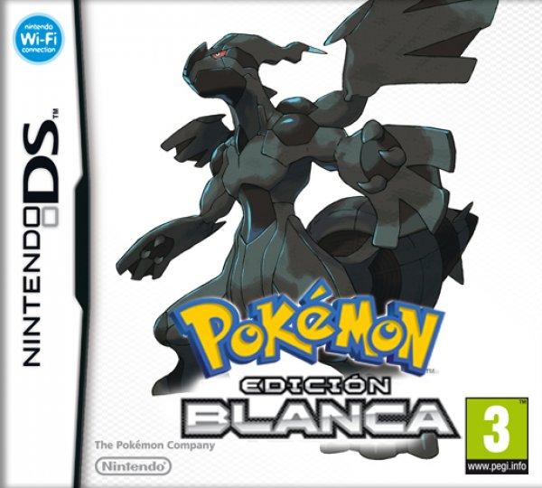 Pokemon Edición Blanca [Español] [NDS] [MF]